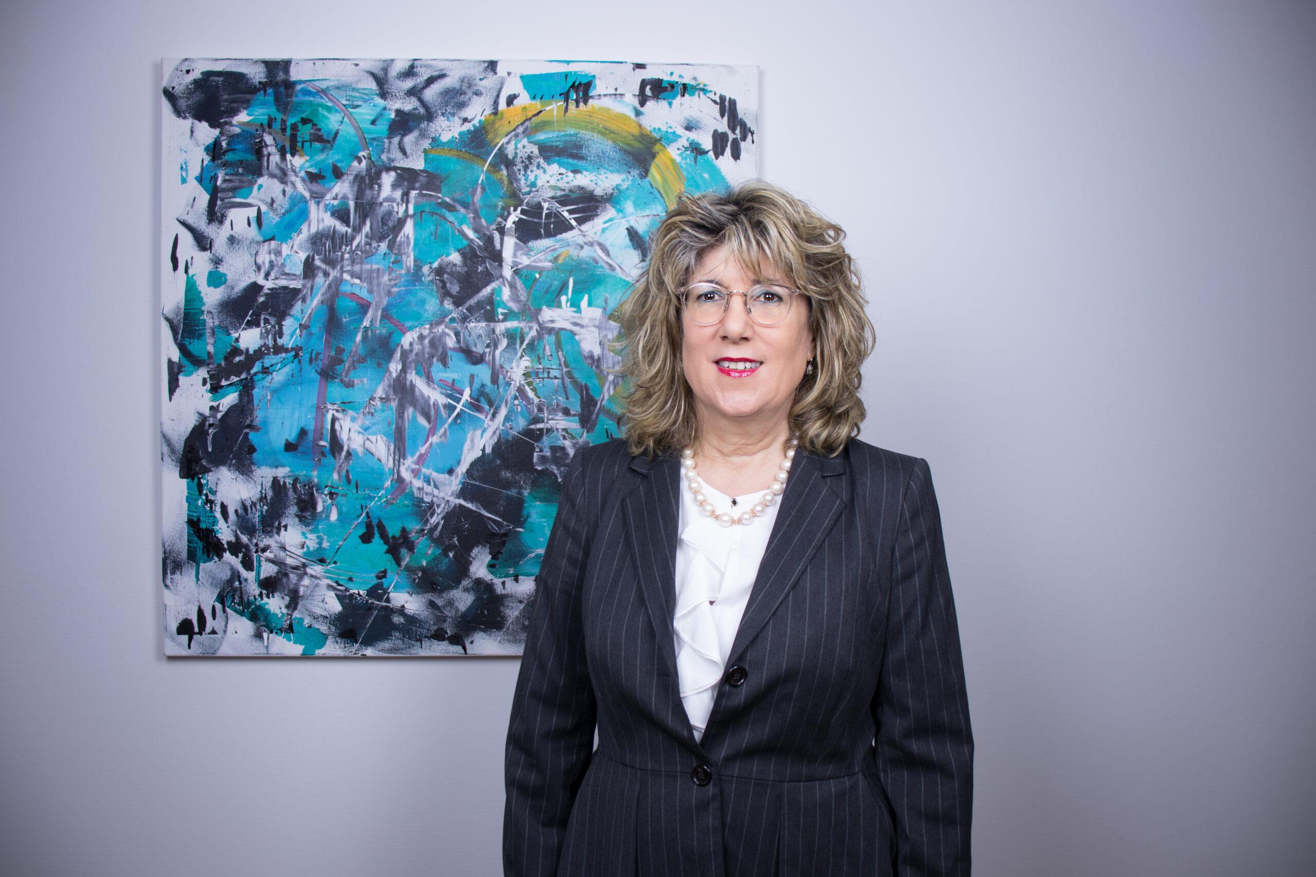 Linda Zurkinden-Erismann